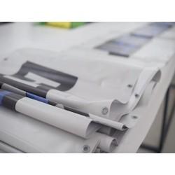 1066 x 550mm PVC Banner